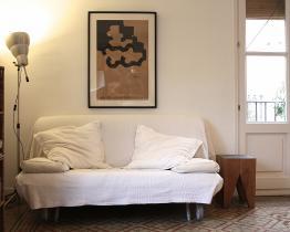 Apartamento para um casal no Bairro Gótico