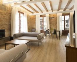 Apartamento con una habitación de 60m2 en el Born - Barcelona