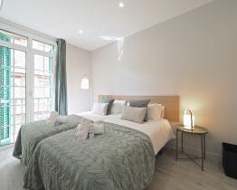 Appartamento moderno a Sant Gervasi