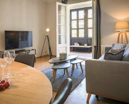 Charmant appartement avec 3 chambres à Eixample