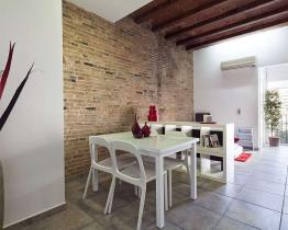 Family apartment in Eixample, Barcelona