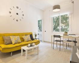 Encantador apartamento en la zona de Sants