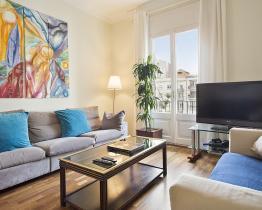 NOUVEAU grand appartement classique à Gaixample