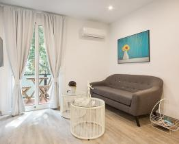 Apartamento de 3 habitaciones en Les Corts (BCN))