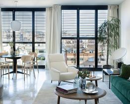 Appartement de luxe de 4 chambres dans l'Eixample