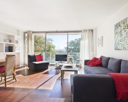 Apartamento precioso junto a la playa de Nova Icària