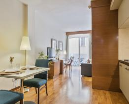 Stylowy apartament Sant Gervasi