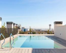 Appartement magnifiquement rénové à Gotico - location à l'année