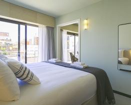 Moderno apartamento en la Sagrera de 1 habitación con Piscina