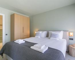 Apartamento de 2 habitaciones para 5 personas en Sagrera con piscina
