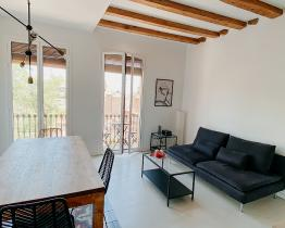 New and beautiful apartment in Poblenou / 5 minutes from the beach!