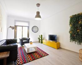 Fantastisch appartement in Plaza Espanya