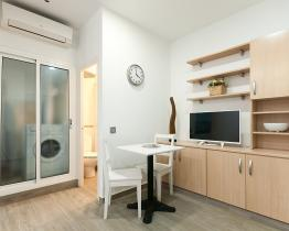 Studio apartment in the Born neighborhood, Barcelona