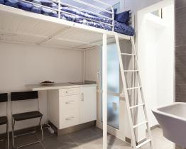 Студия в районе Эль Борн, Барселона