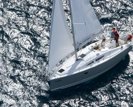 Charter sailing boat for rent Barcelona