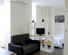 Studio apartment close to Park Guell