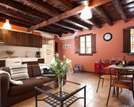 Rustic apartment for couples in Born