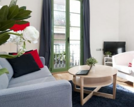 Modern apartment near Las Ramblas, Apartment 3A