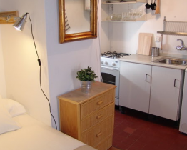 Studio apartment for holidays in Barcelona