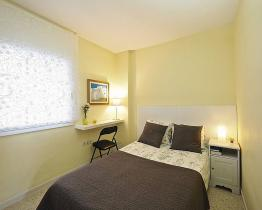 Acogedora habitación individual cerca de Montjuic, Barcelona