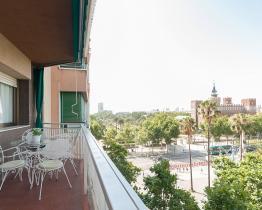 Huoneisto vuokrattavana lähellä Ciutadella Parkia, Barcelona
