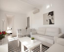 Barcelona apartment for groups
