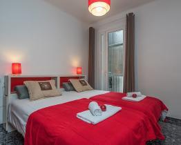 To-værelses lejlighed i Barcelona