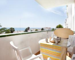 Apartment in Sitges with swimming pool