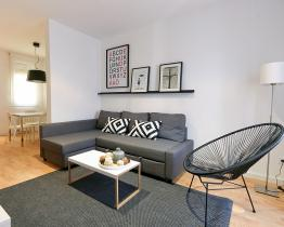 Apartment in Eixample