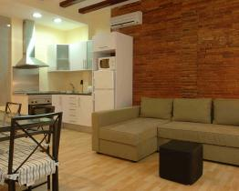 Wohnung in der Altstadt von Barcelona zu vermieten