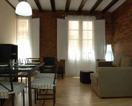 Gotic appartements Barcelone