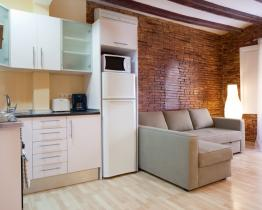 Accommodation in historical centre Barcelona