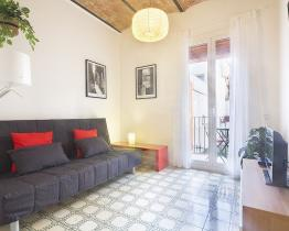 Apartment with terrace near Sagrada Familia