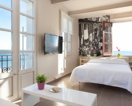 Studio-Wohnung mit unglaublicher Aussicht in Barcelona
