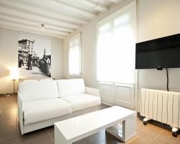 Studio mit Meerblick in Barceloneta