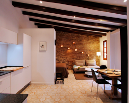Luxurious design studio next to the Picasso Museum, Barcelona