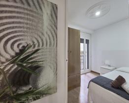 Central lägenhet uthyres i hjärtat av Barcelonas gamla stad