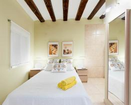 Studio apartment in Born neighborhood in Barcelona