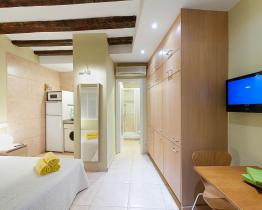 Studio apartment in Born, Barcelona
