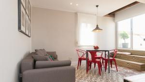 Suites Sant Antoni Market Atico 1 hab c/Terraza