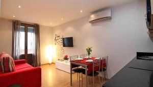 Acogedor piso de 1 habitación con balcón