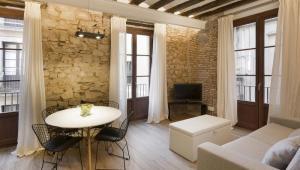 Apartamento con una habitación de 40m2 en el Born - Barcelona