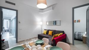 Apartamento calle Borrell