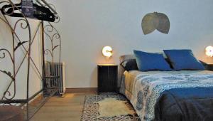 Apartamento rústico con terraza en Hospitalet