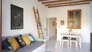 Hermoso y Cozy Apartment in Barcelona Center