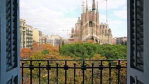 Plaza Sagrada Familia Apartment