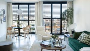 luxury 4 bedrooms apartment