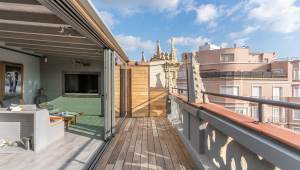 Penthouse Miró Attic
