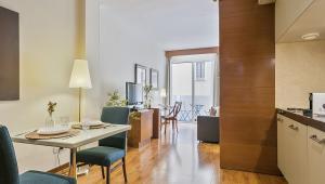Exclusive Studio Apartment Sant Gervasi