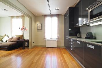 Apartamento de 2 habitaciones en Sarria - Sant Gervasi